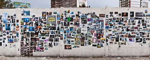 Projet Wall of People